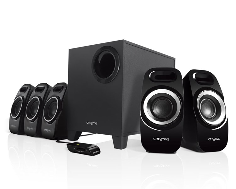 5.1 Home Theater speakers under 15000