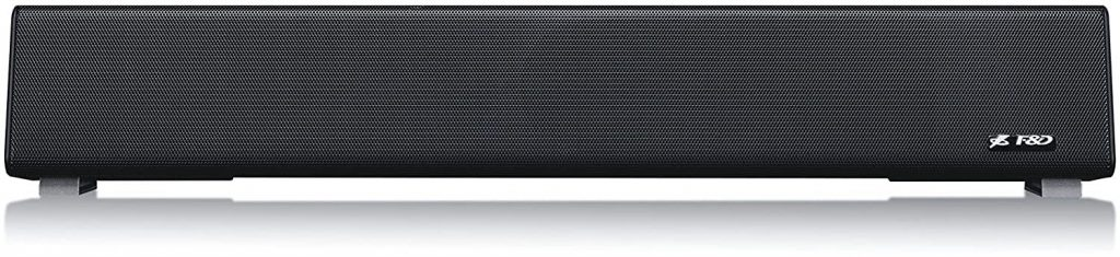 F&D E200 Plus Soundbar Speakers