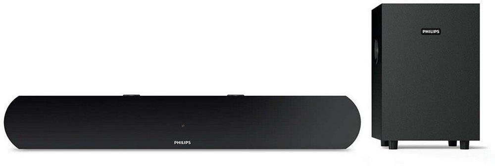 Philips HTL1032 2.1 Channel Bluetooth Soundbar Sound System
