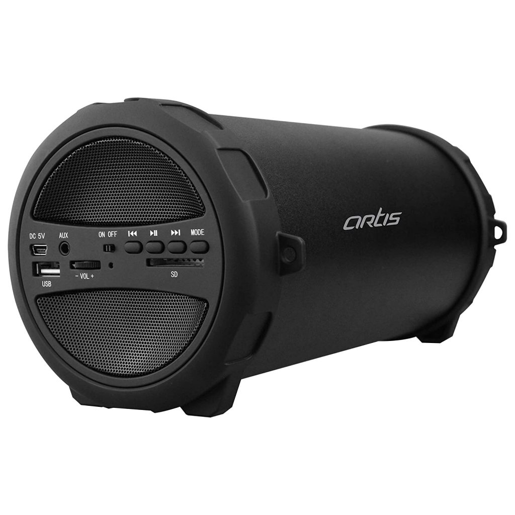 Portable Bluetooth Speaker with FM