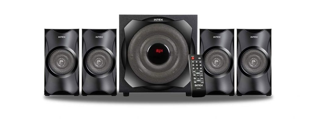 Intex IT Bang 4.1 Multimedia Speaker