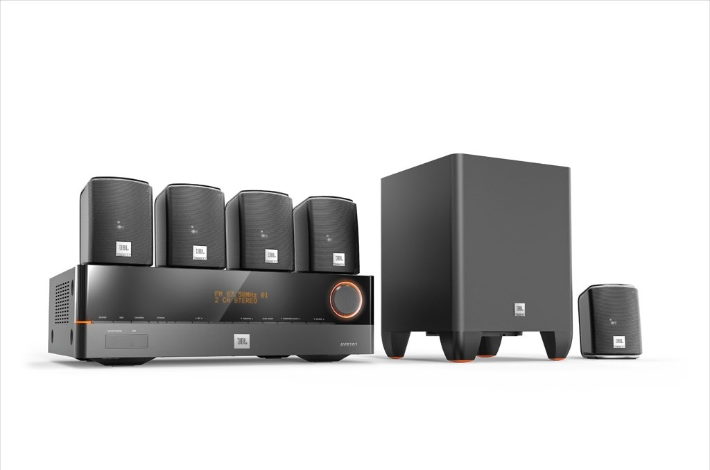 JBL Cine System 500Si Home Theatre System