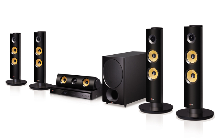 LG BH6340H Home Theatre System