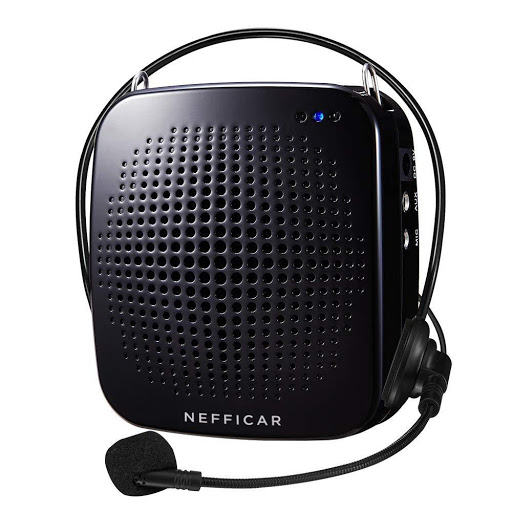 Nefficar Portable Voice Amplifier with Microphone