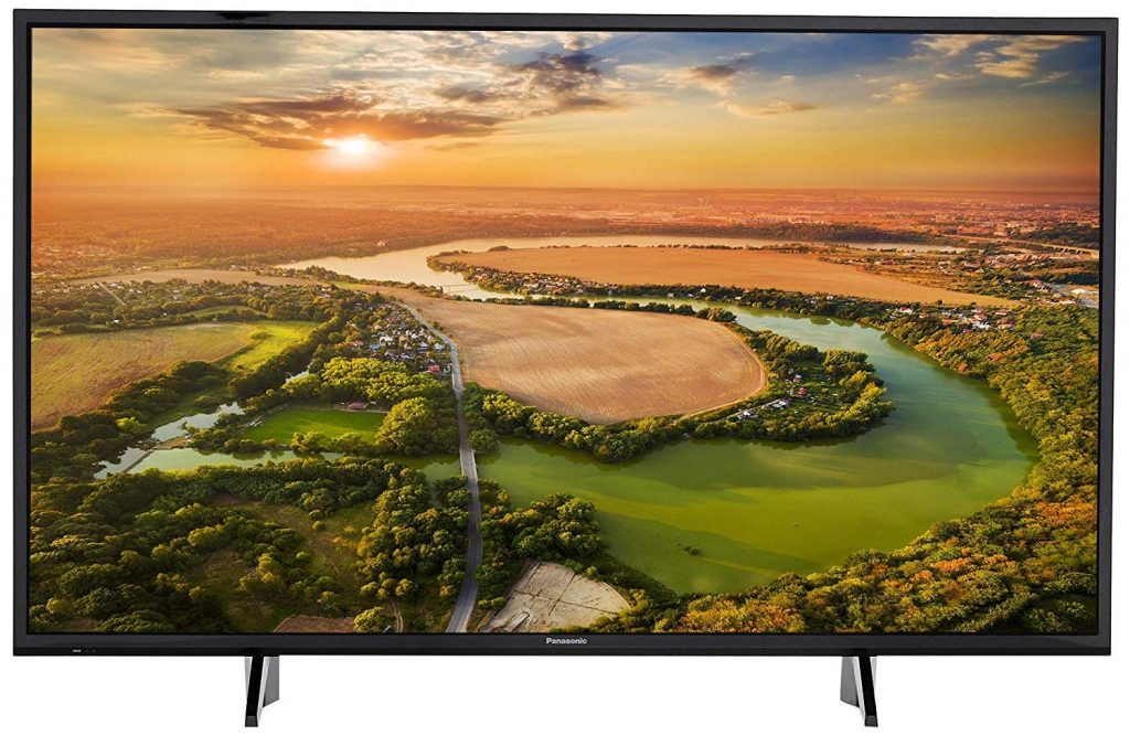 Panasonic 4K UHD LED Smart TV