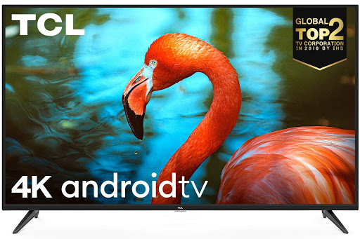 TCL AI 4K UHD Smart LED TV