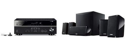 Yamaha YHT-3072-IN 5.1 Home Theatre Speakers