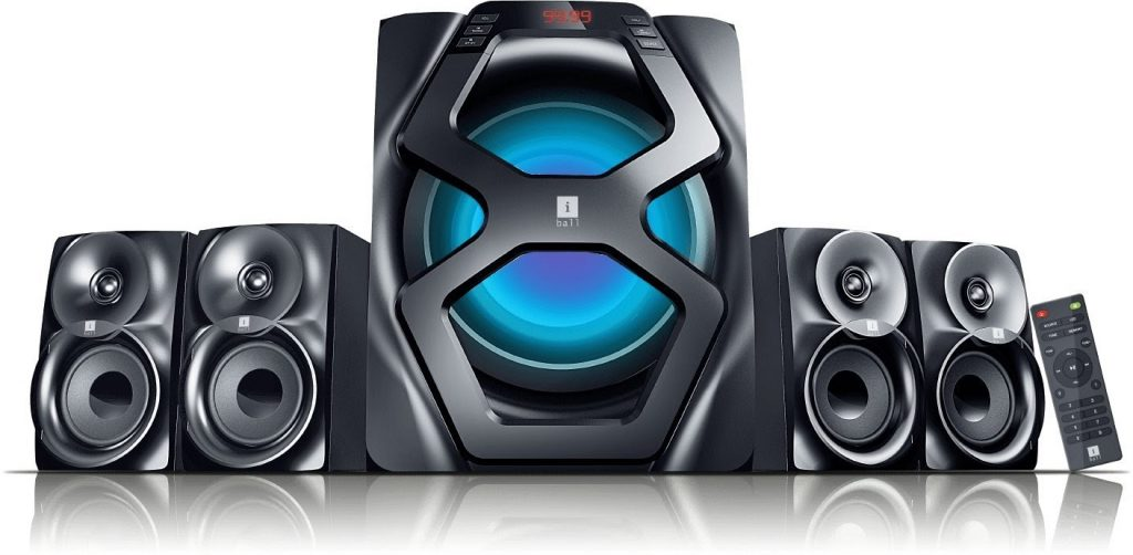 iBall 4.1 Home Theater System