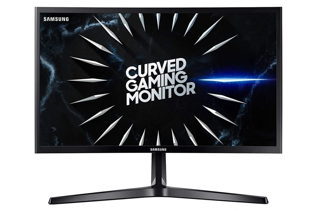 Samsung LC24RG50FQWXXL Full HD Curved Gaming Monitor