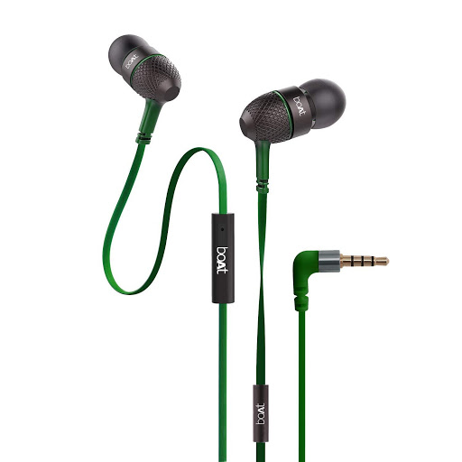 boAt Bassheads 225 in - Ear Wired Earphones