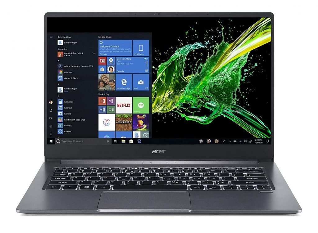 Best light Weight laptops under 60000 in india
