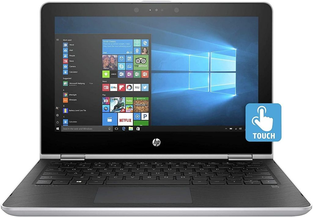 touch screen laptop under 50000 in india