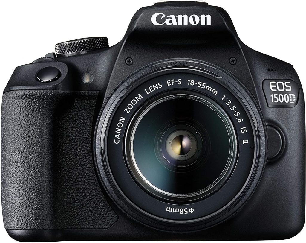 Canon EOS 1500D Camera