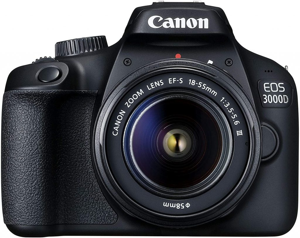 Canon DSLR Camera Under 30000