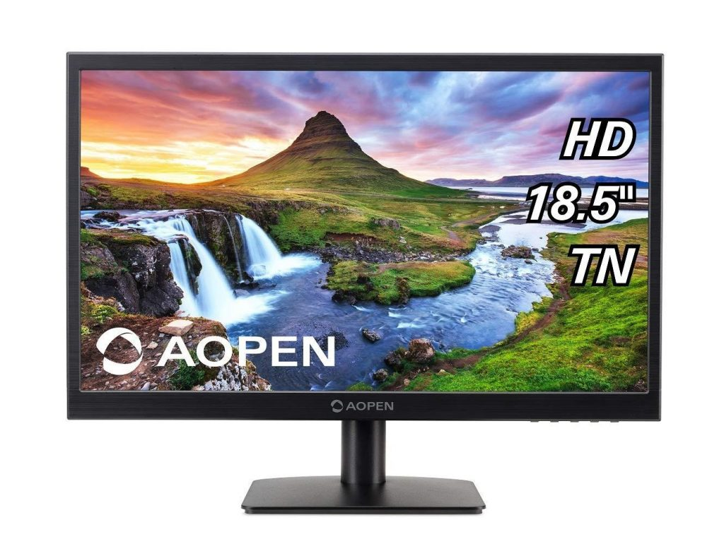 Aopen by Acer 18.5-inch LED Monitor