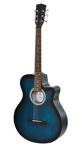 Blueberry 38C IN Acoustic Guitar