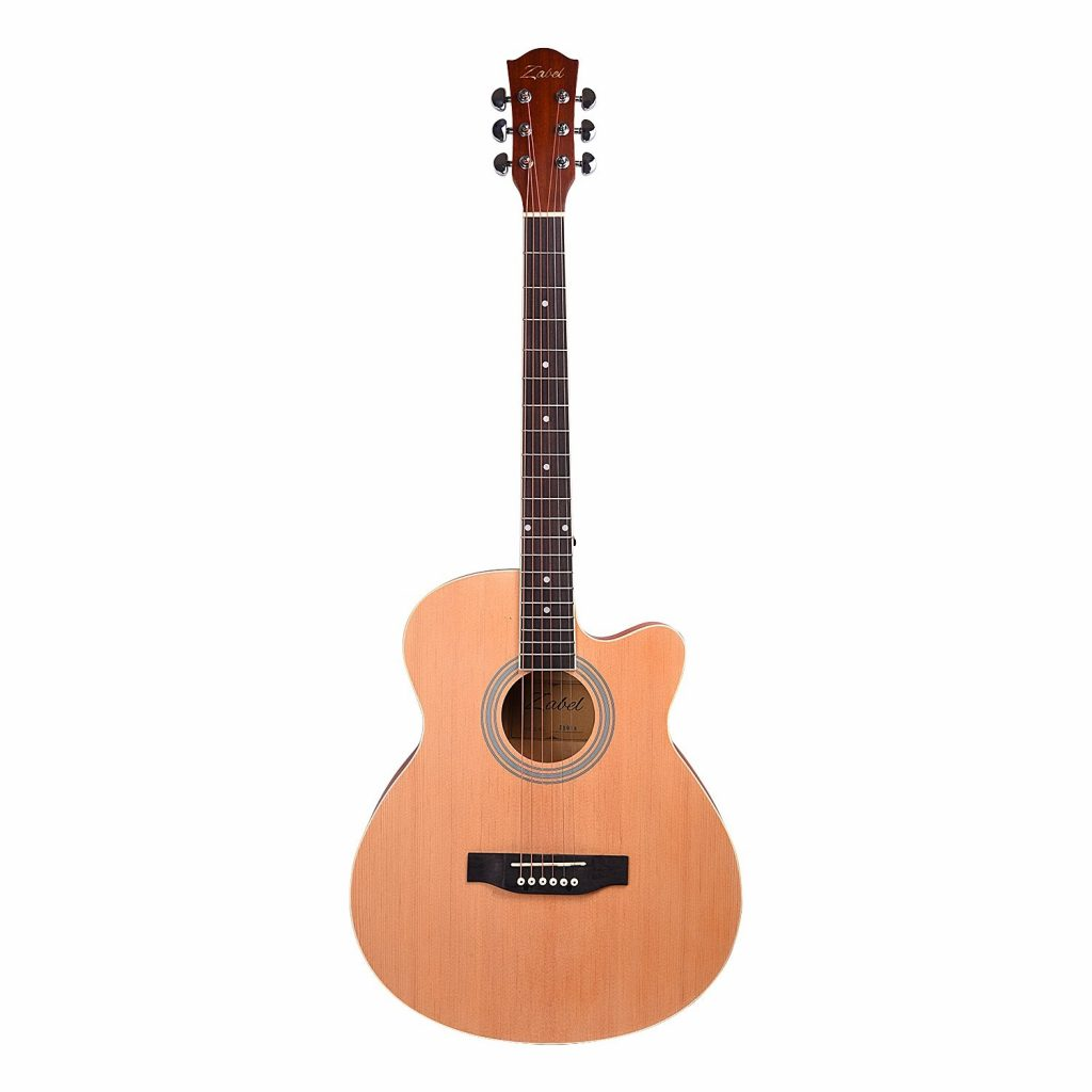 Zabel Matt Finish Acoustic Guitar