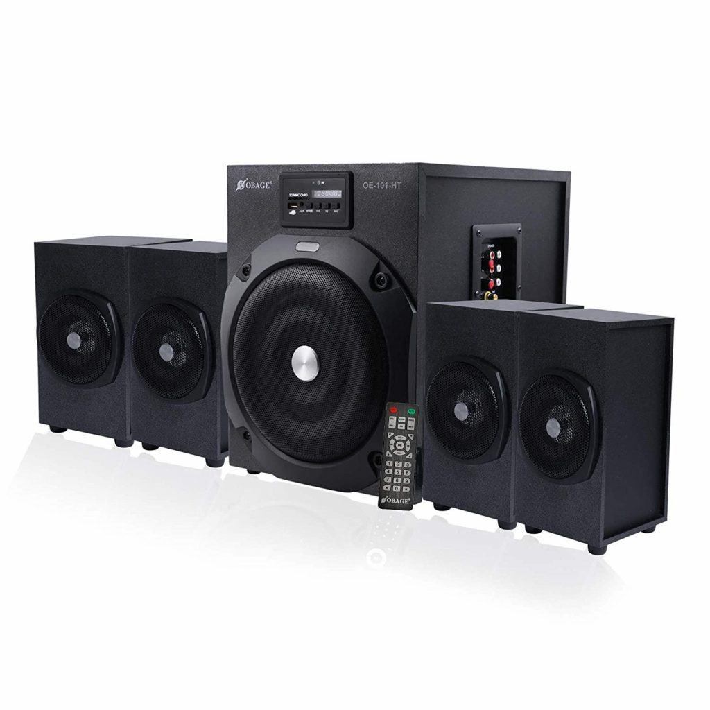 OBAGE HT-101 Home Theater System