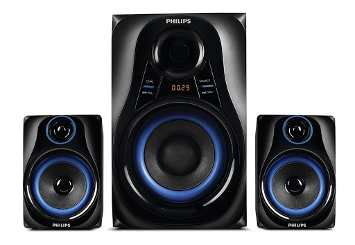 Philips Dhoom MMS2580B/94 Home Theater