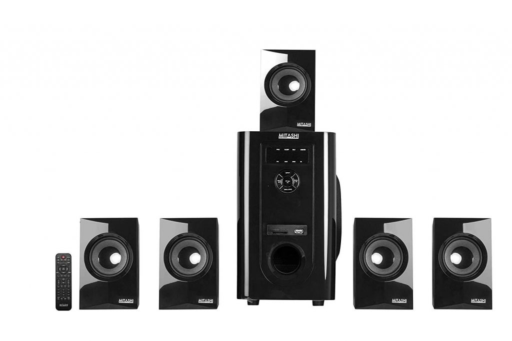 Best Home Theater System below 5000